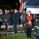 Predizborna tribina SNSD-a u Gomjenici (VIDEO)