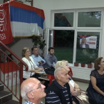 Predizborna tribina SNSD-a u Gornjim Orlovcima - Kolektivno ispred ličnog (VIDEO)