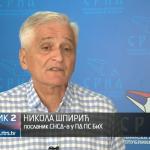 """""""Sankcije Špiriću još jedna priča bez argumenata"""" (VIDEO)"""