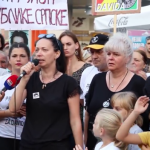 Novi napad na institucije RS na okupljanju Pravda za Davida (VIDEO)