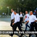 Opozicija u kampanju uključila pokret Pravda za Davida (VIDEO)