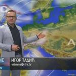 U četvrtak promjenljivo oblačno uz sunčane intervale (VIDEO)
