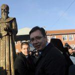 VUČIĆEV GAZIMESTAN Predsednik Srbije danas ide na Kosovo, u poseti praćenoj tenzijama i PRETNJAMA IZ PRIŠTINE