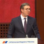 Izjava Vučića prouzrokovala brojna reagovanja (VIDEO)
