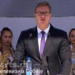 Vučićeve poruke u Kosovskoj Mitrovici: Ne priznajemo Kosovo, rješenje ni na vidiku!