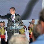 Vučić u Kosovskoj Mitrovici: Sljedeći put ću doći u Banje; Tači: Razumijem revolt Albanaca i RAZOČARANJE SRBA