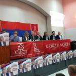 Na tribini SNSD-a u Omarskoj prisustvovao  nosilac liste za Parlamentarnu skupštinu BIH u Izbornoj jedinici 1 Nebojša Radmanović