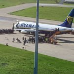 Na banjalučki aerodrom sletio prvi avion Rajanera (FOTO/VIDEO)