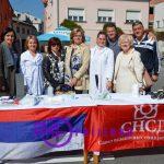 Aktivisti Gradske organizacije SNSD-a Prijedor u nedjelju obilježili Svjetski dan srca (FOTO)