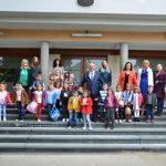 Povodom Nedjelje djeteta gradonačelnik ugostio mališane iz vrtića iz Omarske i Kozarca