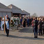 TIŠINU PARALI JECAJI U Kozarskoj Dubici sahranjen Bojan Milovanović, kojeg su BRUTALNO UBILI u Banjaluci (FOTO)