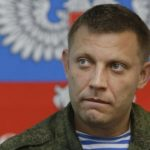 Objavljen snimak pogibije Aleksandra Zaharčenka VIDEO