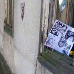 Grad zasut lecima sa ustaškim simbolima FOTO