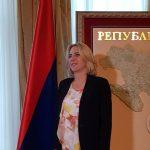 Cvijanović: U Savjetu ministara treba da budu ljudi koji znaju šta je saradnja (FOTO i VIDEO))