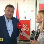 Dodik za RTRS: Radiću na jačanju Republike Srpske! (VIDEO)