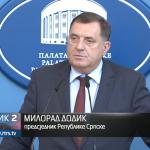 Dodik: Suprotstaviću se svakom pokušaju urušavanja Srpske (VIDEO)