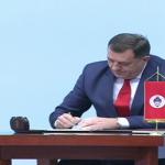 Sasvim legitiman zahtjev Dodika da položi zakletvu u Narodnoj skupštini Srpske