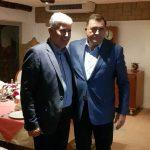 Neformalni susret Dodika i Čovića u Banjaluci (FOTO)
