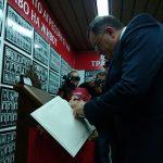 Dodik u Beogradu: Ne mirimo se sa zločinima i nepravdom prema Srbima