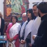 Patrijarh Irinej osveštao Hram u Mrčevcima; Prisustvovali zvaničnici Srpske (FOTO i VIDEO)
