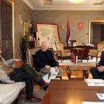 Kusturica i Bećković čestitali Dodiku ubjedljivu pobjedu (FOTO)