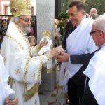 Patrijarh Irinej osveštao Hram u Mrčevcima FOTO