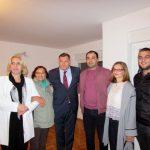 Dodik uručio ključeve stana porodici nestalog borca