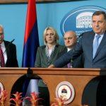 Dodik: Oko Pavića bilo mangupa koji su radili protiv koalicije VIDEO