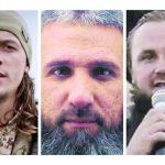 Ovo su tri balkanska ISIS dželata, a među njima je i JEDAN SRBIN