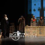 """""""Kolubarska bitka"""" na Velikoj sceni Narodnog pozorišta RS"""