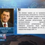 Pavić: Neće biti smjena kadrova DNS-a; Dodik odgovorio: Smjene se nastavljaju (VIDEO)