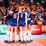 Odbojkašice Srbije u finalu Svjetskog prvenstva
