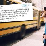 Jedna tužna priča iz beogradske elitne gimnazije: Dječak iz provincije nije otišao na ekskurziju zbog svojih drugara