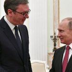 Večernje novosti: Putin u Beogradu 19. decembra