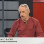 Vasić: SDS i PDP napravili katastrofalnu grešku vodeći probosansku politiku (VIDEO)