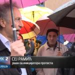 Bihać: Građani i dalje protestuju (VIDEO)