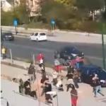 Masovna tuča 30 migranata, ima povrijeđenih VIDEO