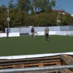 Dječiji festival u fudbalu otkazan zbog bezbjednosti (VIDEO)