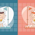 Pogledajte šta se tačno dešava vašem telu kada se tuširate toplom, a šta hladnom vodom (INFOGRAFIKA)