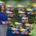 U utorak oblačno, tokom dana postepeno razvedravanje (VIDEO)