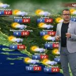 U četvrtak promjenljivo oblačno i suvo (VIDEO)