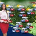 U nedjelju vjetrovito i oblačno sa kišom (VIDEO)