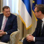 Dodik pozvan da sa Vučićem obilježi Badnji dan u Beogradu