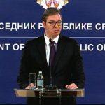 Vučić: Velika pobjeda, EMS ostaje na Kosovu