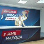 Obren Petrović dostupan novinarima, ali ne i predsjedniku SDS-a