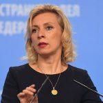 Zaharova: Akcija u Gazivodama – provokacija s ciljem zastrašivanja Srba