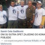 Zločinci iz Federacije i večeras na protestima u Banja Luci