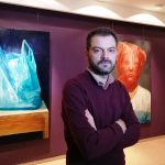 U Prijedoru otvorena izložba slika Milana Pantelića