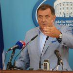 Dodik: Komšić ima krizu legitimiteta, to može da objasni njegove izjave