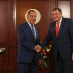 Lavrov: Rusija, srpsko rukovodstvo i Dodik najdosljedniji zaštitnici Dejtona